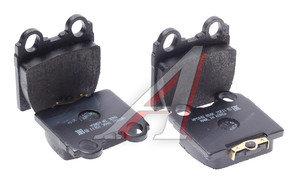 Колодки тормозные LEXUS GS (97-),IS (99-) задние (4шт.) HSB HP5083, GDB3233, 04466-30190