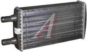 Радиатор отопителя ГАЗ-3302 Бизнес алюминиевый АВТОКОМПОНЕНТ (замена на код 634009) 2705.8101060