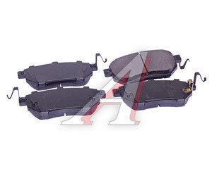 Колодки тормозные NISSAN Murano (Z50) (03-) INFINITI FX35,FX45 передние (4шт.) SANGSIN SP2107, GDB3416