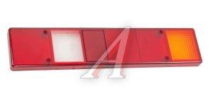 Рассеиватель ГАЗ-3302 фонаря заднего ТЕХАВТОСВЕТ 171.3716, 171-204-225