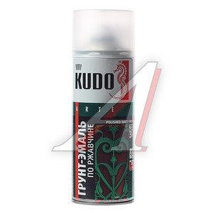 Грунт по ржавчине красный RAL 3020 аэрозоль 520мл KUDO KUDO KU-313020, KU-313020