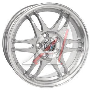 Диск колесный литой VW Polo Sedan SKODA Rapid R15 SD VENTI 1502 5x100 ЕТ40 D-57,1