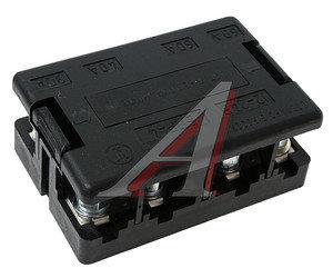 Блок предохранителей БПР-4 (на 4 предохранителя) АЭНК бпр-4, БПР-4(Ф5.3722.001), БПР-4