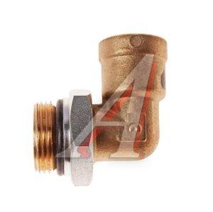 Соединитель трубки ПВХ,полиамид d=12мм (наружная резьба) М22х1.5 угольник CAMOZZI 9502 12-M22X1.5, 9512 12-M22X1,5C, 893 821 950 0