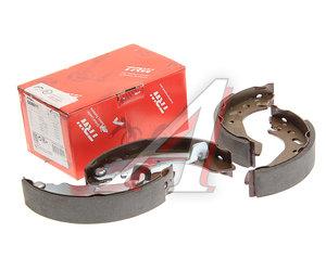 Колодки тормозные FORD Escort задние барабанные (4шт.) TRW GS8611, 1473068