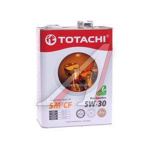 Масло моторное ECO GASOLINE п/синт.4л TOTACHI TOTACHI SAE5W-30