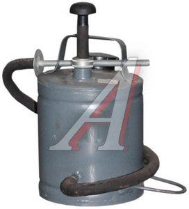 Нагнетатель масла (маслораздатчик) ручной с емкостью 3л, 40см/ход, переносной Суджанский ЗТА 54.49.23.000-01А, 12895