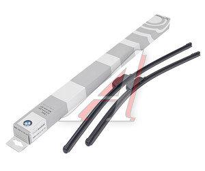 Щетка стеклоочистителя BMW 3 (E46) переднего комплект OE 61610037009, 119745