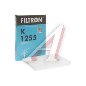 Фильтр воздушный салона NISSAN Qashqai (J10E),X-Trail (T31) FILTRON K1255, LA396, 27277-EN000/27277-EN025