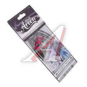 Ароматизатор подвесной пластина (беверли хиллс) Mon XXL AREON MAX05, 704-064-905