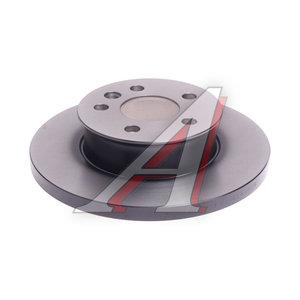 Диск тормозной VW T4 (90-03) передний (1шт.) TRW DF2665, PBD2665, 701615301E