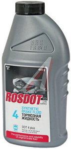 Жидкость тормозная DOT-4 0.455кг РОС DOT ТОСОЛ-СИНТЕЗ, 047-032