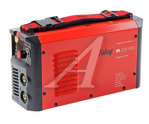 Аппарат сварочный 6.0кВт 30-220А d=1.6-5.0 инвертор (пониженное напряжение холостого хода) FUBAG FUBAG IR 220 VRD, 38476
