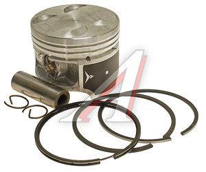 Поршень двигателя ЗМЗ-406 d=93.0 (группа А) с поршневыми и ст.кольцами,пальцами 1шт. ЕВРО-2 ЗМЗ 406-1004018-100-БР/01, 040600-4680000-45