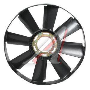 Вентилятор КАМАЗ-ЕВРО 660мм (дв.740.30,31 до 2007 г.) с обечайкой в сборе 7482.1308010