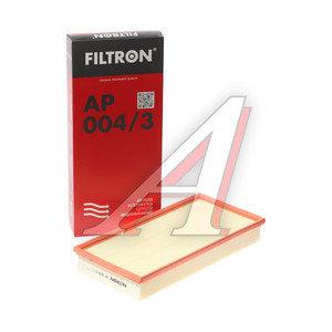 Фильтр воздушный VW Touareg (02-10) FILTRON AP004/3, LX792, 7L0129620