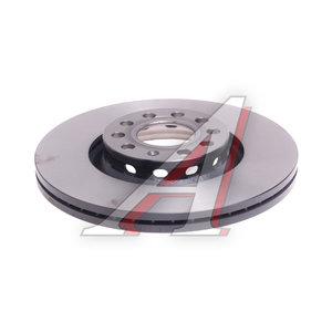 Диск тормозной PEUGEOT 308 передний (1шт.) TRW DF4962S