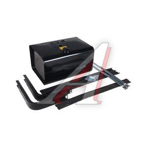 Бак топливный МАЗ 200л (450х600х840) с комплектом для установки+РТИ в сборе (без ДУТ,ТЗ) БАКОР 5335-1101010-01СБ, Б5335-1101010-01К2, 5335-1101010-01