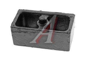 Подкладка МАЗ рессоры передней (низкая,Н=70мм) ОАО МАЗ 64222-2902422-10, 64222290242210