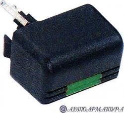 Лампа контрольная ВАЗ выключателя зеленая  Лампа контрольная ВАЗ 2110 выключателя зеленая АВТОАРМАТУРА 46 3803 01