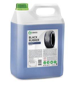 Очиститель шин BLACK RUBBER 5кг GRASS GRASS, 125231