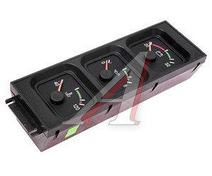 Блок МАЗ контроля напряжения, давления масла и температуры (под дв.ЯМЗ) ВЗЭП ЭК 8048-2