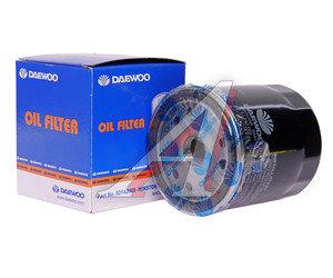 Фильтр масляный CHEVROLET Captiva (07-) (2.4) DAEWOO 92142009, OC405/3