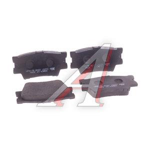 Колодки тормозные TOYOTA Rav 4 (2.0/2.2),Camry V40 (06-) задние (4шт.) HSB HP5178, GDB3426, 04466-42060