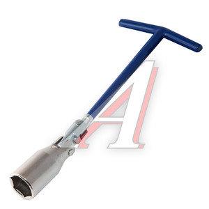 Ключ свечной карданный 16мм Т-образный ALCA AL-41616, 416160