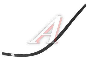 Уплотнитель стекла ВАЗ-2108 двери внутренний Н/О БРТ 2108-6103320-10, 2108-6103320-10Р, 2108-6103320