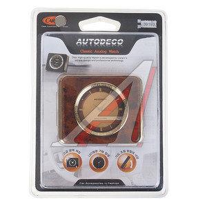Часы аналоговые Wood Gold GT GT-39193WDY