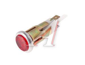 Лампа контрольная 24V красная ОСВАР 123.3803, 123.3803010