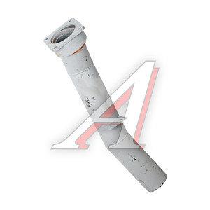 Труба выхлопная глушителя МАЗ-5516,64229 с шарниром МВС 64227-1203075