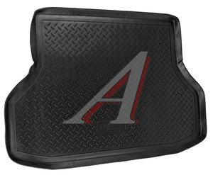 Коврик багажника CHEVROLET Lacetti седан (04-) полиуретан NOR NPL-P-12-21