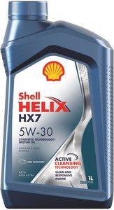 Масло моторное HELIX HX-7 п/синт.1л SHELL SHELL SAE5W30