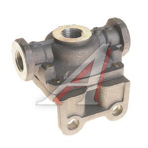 Клапан DAF ускорительный 10Bar (3 входа М16, 1 вход М22) DIESEL TECHNIC 2.44093, KX12941, 1186892