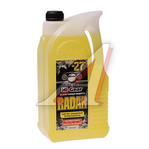 Жидкость омывателя -27С 4л RADAR HI-GEAR HG5688, ОЖ 27-4 HG5688