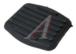 Накладка педали МАЗ тормоза и сцепления 5336-1602029