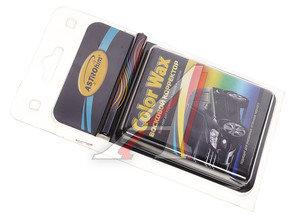 Карандаш восковой голубой (3 салфетки в комплекте) 6г Color Wax АСТРОХИМ ASTROhim ACT-0184, ACT-0184