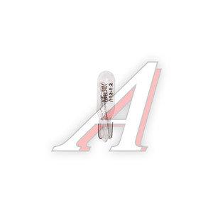 Лампа 12V W1.2W W2x4.6d бесцокольная МАЯК А12-1,2, 61212бц