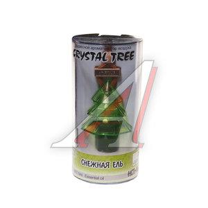 Ароматизатор подвесной жидкостный (снежная ель) 5мл Crystal tree FKVJP HCT-169