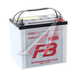 Аккумулятор SUPER NOVA 65А/ч обратная полярность 6СТ65 75D23L, 81295