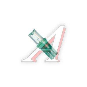 Лампа светодиодная 12V W1.2W Bax8.5d Cone Green MEGAPOWER 30413G, M-30413G, А12-1,2