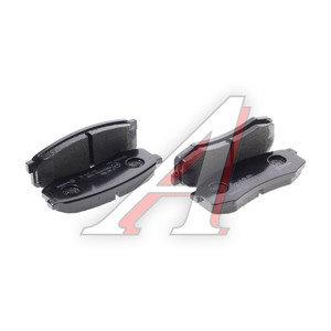 Колодки тормозные TOYOTA Land Cruiser 80, 90, 100 задние (4шт.) BREMBO P83024, GDB1182, 04466-60090