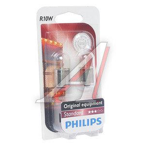 Лампа 24V R10W BA15s блистер (2шт.) PHILIPS 13814B2, P-13814-2бл