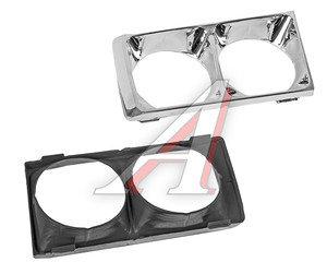 Облицовка ВАЗ-2106 фар комплект хром 2106-8401016/17, 2106-8401016