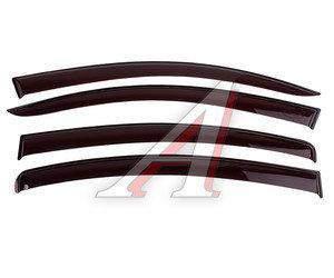 Дефлектор двери MAZDA 3 седан (03-) дефлектор