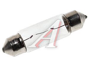 Лампа 12V C5W SV8.5-8 39мм двухцокольная HNG 12539, HNG-12539, АС12-5