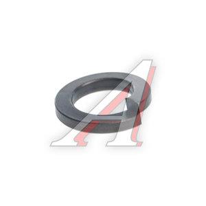 Шайба 5.1х1.2 пружинная черная DIN127