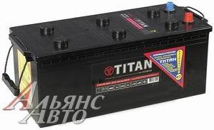 Аккумулятор ТИТАН MAX EVRO HD 195А/ч обратная полярность 6СТ195